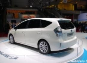 Live in Genève 2011: Toyota Prius+