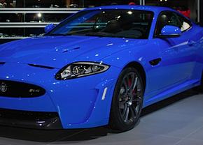 Live in Genève 2011: Jaguar XKR-S