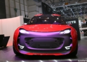 Live in Genève 2011: Magna Steyr Mila Aerolight Concept
