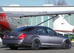 Mercedes S500 wordt S65 AMG dankzij Inden Design
