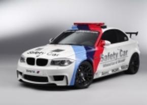 BMW 1M Coupé als pace car