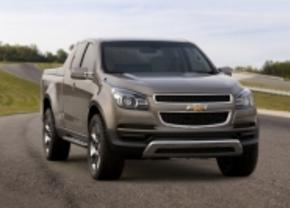 Chevrolet Colorado: pickup concept voor Bangkok