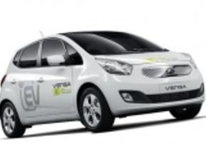 Elektrische Kia rijdt vanaf 2013 rond