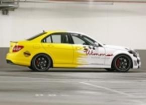 Wimmer RS-behandeling voor Mercedes C63 AMG