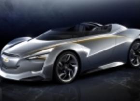 Cabrio concept: Chevrolet Mi-Ray
