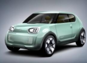 Kia Naimo Electric Car Concept zonder ruitenwissers