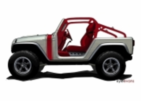 Jeep Wrangler conceptcar