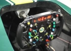 Hoe werkt het Formule 1 stuur?