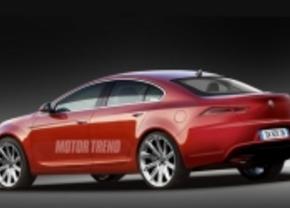 Alfa Romeo Giulia uitgesteld