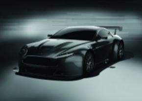 Aston Martin Vantage GT3 prototype