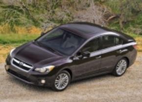 Amerikaanse Subaru Impreza onthuld