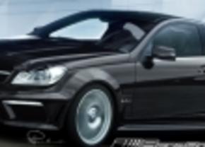 C63 AMG Coupé Black Series