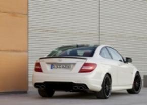 Mercedes C63 AMG Black Series krijgt 6.2 liter V8