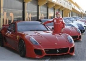 Waar rijden Formule 1 piloten mee in hun privé leven?