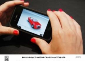 rolls royce iphone app