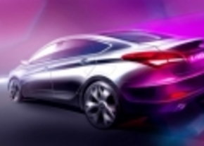 Hyundai i40 teaser
