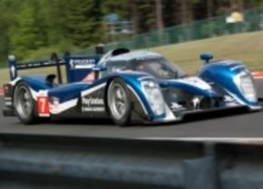 Peugeot wint in 1000 km van Spa