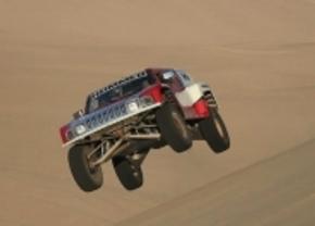 Twee elektrische wagens debuteren in Dakar