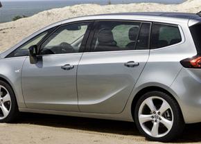 Officieel: Opel Zafira Tourer