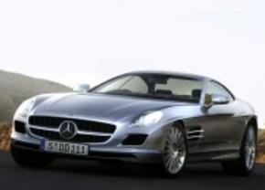 Mercedes werkt aan een SLC