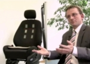 Ford - stoel met hartslag meter