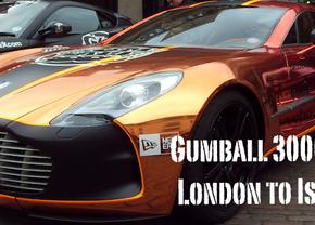 gumball 3000 rally 2011