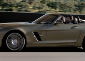officieel: Mercedes SLS AMG Roadster