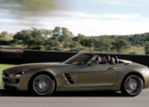 SLS AMG Roadster videotip