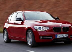 BMW 1 reeks 2012