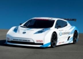 Nissan LEAF Nismo RC debuteert in Le Mans
