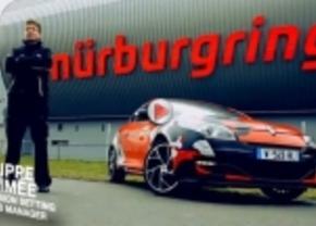 Renault plaagt met sterke Megane RS video