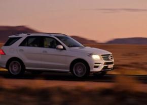 Officieel Mercedes ML 2012