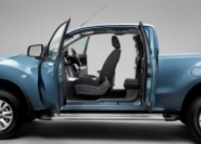 Mazda BT-50 pickup ook als Freestyle met RX-8 invloed
