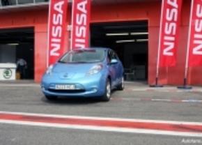 Belgische prijs voor de Nissan LEAF: 36.990 euro