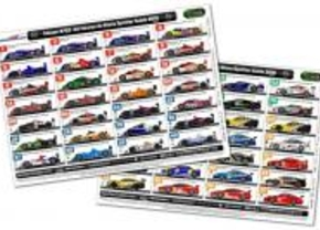 Spotters Guide voor 24h du mans 2011