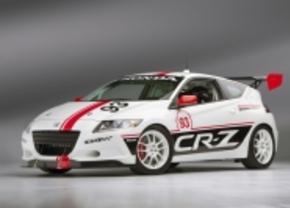 Honda CR-Z 24h le mans