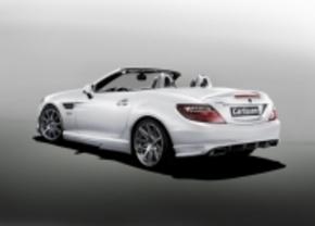 Carlssons visie op de Mercedes SLK