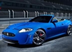 Jaguar XKR-S cabrio render