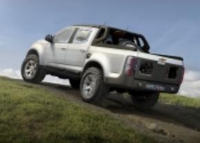 Offroad racer: Chevrolet Colorado Double Cab Rally concept