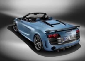 Videotip: Audi R8 Spyder GT