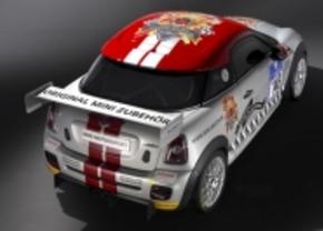 Voor de Nürburgring: Mini Coupé JCW Endurance Racer