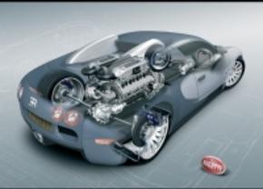 Bugatti Veyron 16.4 hardtop uitverkocht