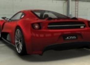 Aussie supercar: Joss P1