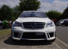 Mercedes ML63 AMG by Gemballa