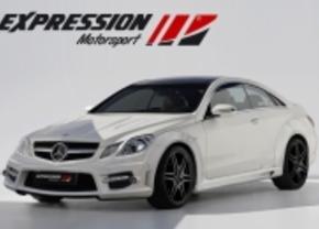 Dit is Belgisch: Expression Motorsport bedenkt widebody voor Mercedes E Coupé