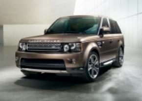 Range Rover Sport 2012: in achtste versnelling