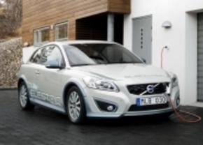 Volvo C30 Electric krijgt range extender