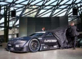 BMW M3 DTM Concept voorgesteld