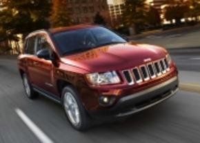 Werkt Jeep aan een crossover?