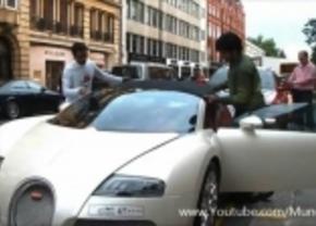 Veyron dak opschroeven, videotip